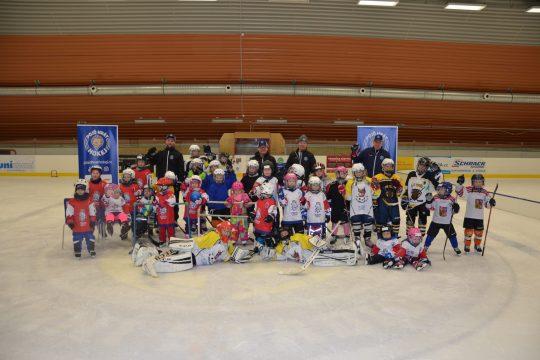 Akce Pojď hrát hokej popáté v Bystřici